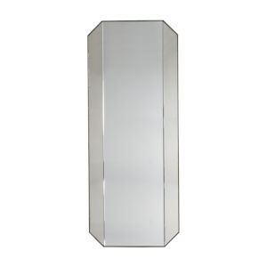 Lacy Brushed Champagne Wall Mirror