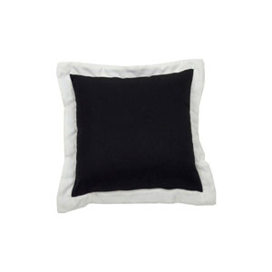 Spotty 20-Inch Midnight Throw Pillow