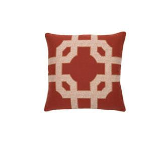 Fortune 20-Inch Cajun Throw Pillow