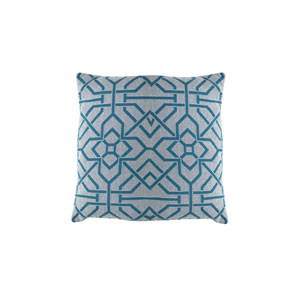 Port Palace 20-Inch Reef Throw Pillow