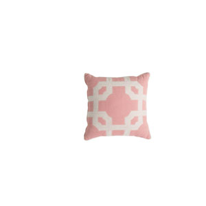 Fortune 20-Inch Petal Throw Pillow