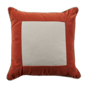 Lux Terra Cotta 20 x 20 Inch Pillow