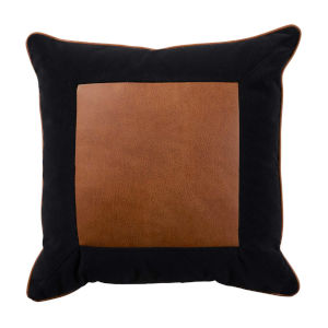 Lux Midnight 20 x 20 Inch Pillow