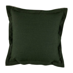 Mallard Light 22 x 22 Inch Pillow with Linen Double FLange