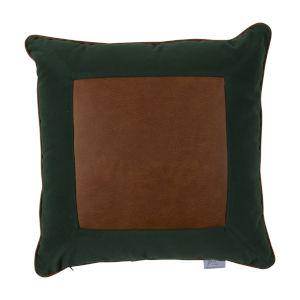 Lux Mallard 22 x 22 Inch Pillow