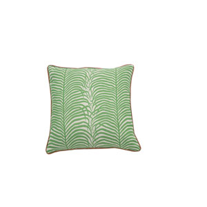 Summer Sulu 24-Inch Emerald Small Throw Pillow
