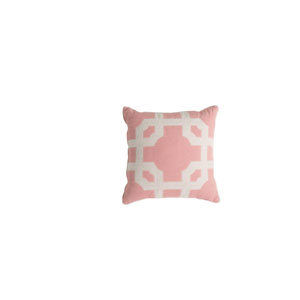Fortune 24-Inch Petal Throw Pillow