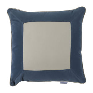 Lux Chambray 24 x 24 Inch Pillow