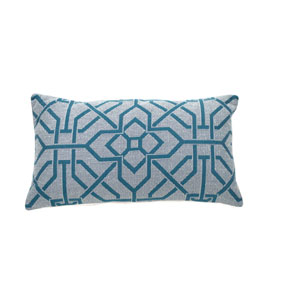 Port Palace 24-Inch Reef Throw Pillow