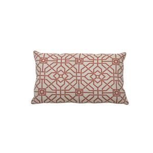 Port Palace 24-Inch Cajun Throw Pillow