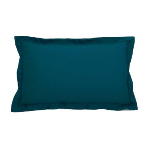 Premier Reef and Snow 14 x 24 Inch Pillow with Linen Double Flange