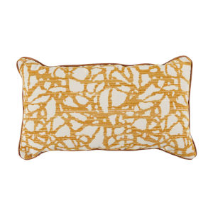 Surge Mustard 14 x 24 Inch Pillow with Welt