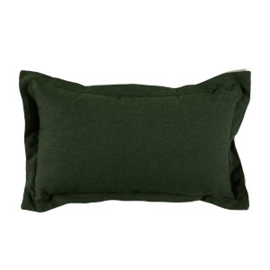 Mallard Light 14 x 24 Inch Pillow with Linen Double FLange