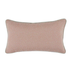 Blush and Almond 14 x 24 Inch Pillow
