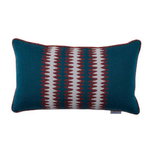 Squiggle Cajun 14 x 24 Inch Pillow with Welt