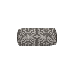 Nobu 24-Inch Pewter Small Throw Pillow