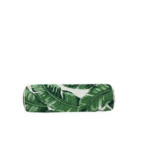 Tropics 24-Inch Emerald Small Throw Pillow