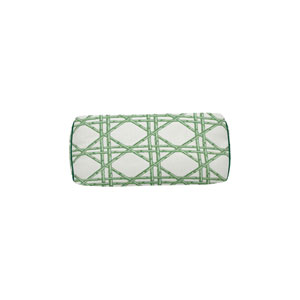 Reign 24-Inch Emerald Small Throw Pillow