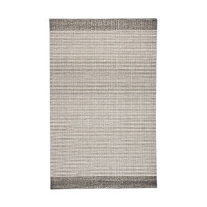 Knotty Pewter Rectangular 2 Ft. 6 In. x 8 Ft.  Rug