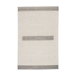 Knotty Dash Pewter Rectangular 7 Ft. 10 In. x 9 Ft. 10 In. Rug