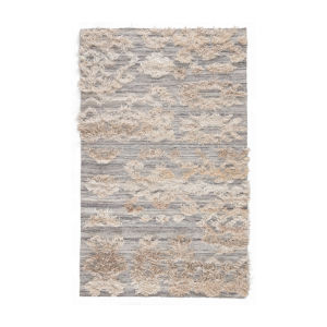 Shaggy Pewter Rectangular 7 Ft. 10 In. x 9 Ft. 10 In. Rug