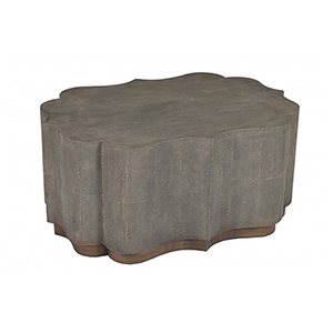 Sutton Charcoal Reen And Weathered Oak Coffee Table