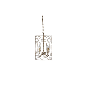 Mia Antique Gold Four-Light Pendant