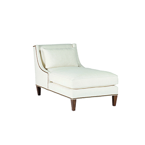 Kensington Cream Chaise Lounge
