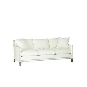 Carter Cream Track Arm Sofa