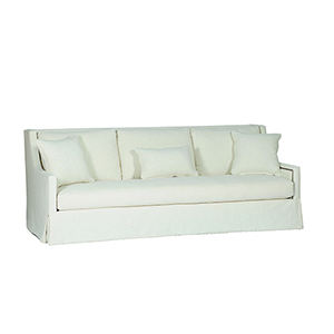 Helena Cream High Back Sofa