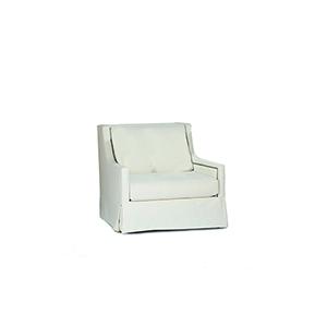 Helena Cream High Back Lounge Chair