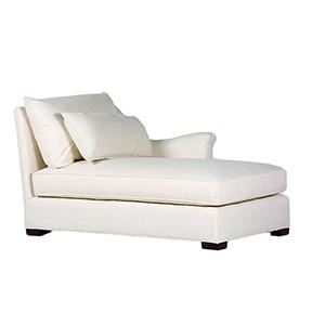 Bridgette Cream Welted Chair
