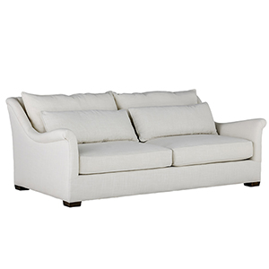 Westley Cream Deep Seat Sofa