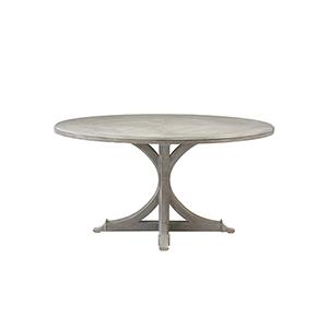 Adams Vintage Oak 60-Inch Dining Table