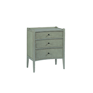 Janice Antique Ivory 26-Inch Chest
