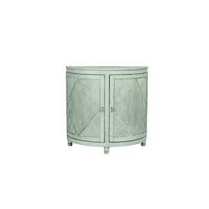 Chelsea Distressed White 36-Inch Cabinet