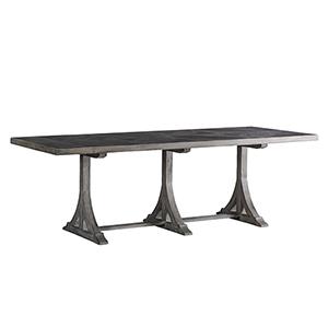 Adams Vintage Acacia 94-Inch Dining Table