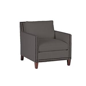 Carter Savvy Caviar Chair