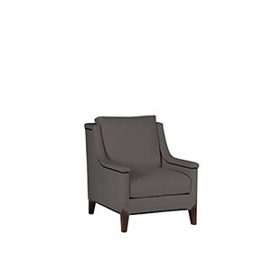 Liam Savvy Caviar Chair