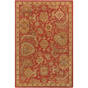 Ancient Treasures Multicolor Runner: 2 Ft. 6 In. x 8 Ft. Rug