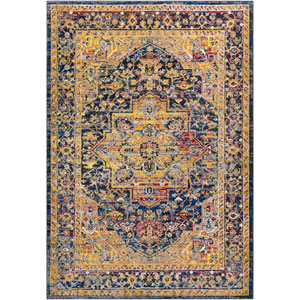 Alchemy Multicolor Rectangle: 9 Ft. 3 In. x 12 Ft. 1 In. Rug
