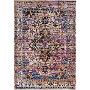 Alchemy Pink Rectangle: 2 Ft. x 3 Ft. Rug