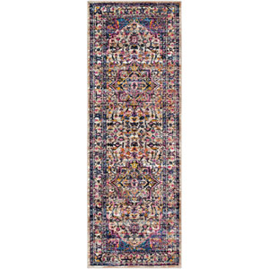 Alchemy Pink Runner: 2 Ft. 7 In. x 7 Ft. 3 In. Rug