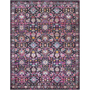 Alchemy Purple Rectangle: 7 Ft. 10 In. x 10 Ft. Rug