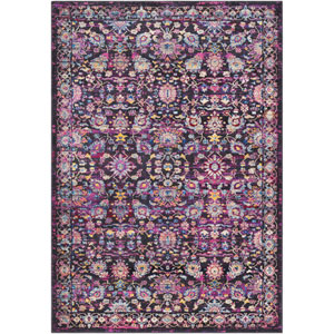 Alchemy Purple Rectangle: 9 Ft. 3 In. x 12 Ft. 1 In. Rug