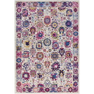 Alchemy Multicolor Rectangle: 3 Ft. 11 In. x 5 Ft. 7 In. Rug