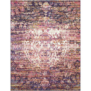 Alchemy Pink Rectangle: 7 Ft. 10 In. x 10 Ft. Rug