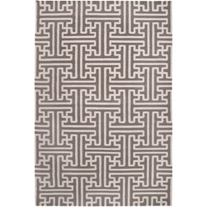Archive Taupe and Ivory Rectangular: 9 Ft x 13 Ft Rug