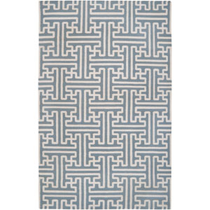 Archive Slate and Beige Rectangular: 9 Ft x 13 Ft Rug