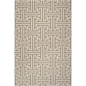Archive Taupe and Beige Rectangular: 9 Ft x 13 Ft Rug